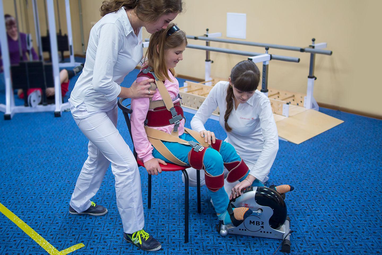Механотерапия — Реабилитационный центр Движение в Херсоне