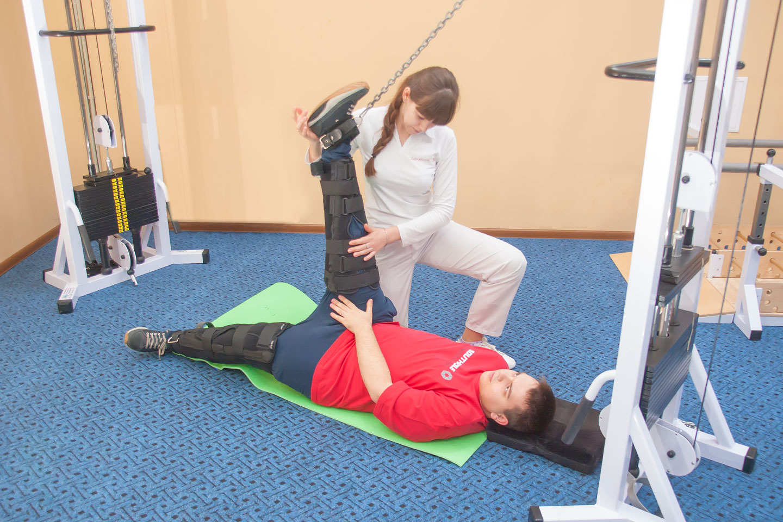 Кинезиотерапия — Реабилитационный центр Движение в Херсоне