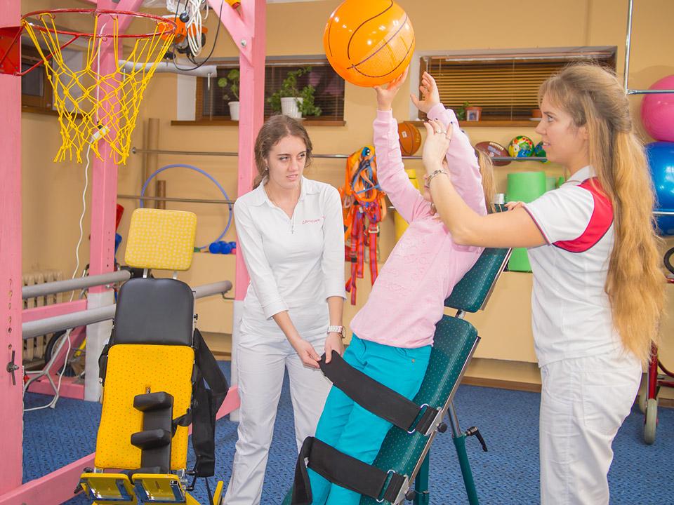 NDT Bobath Therapy — Реабилитационный центр Движение в Херсоне
