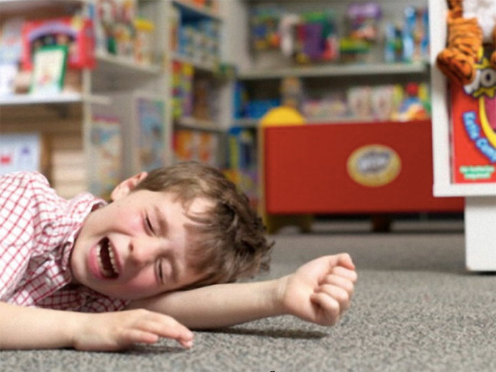 Ребенок с проблемами проприорецепции — Реабилитационный центр Движение в Херсоне